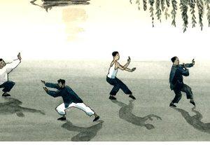 Seminario di Taiji Quan e Qi Gong a Villasanta