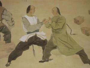 Sabato 29 novembre – Tai Chi Chuan – Forme a coppie